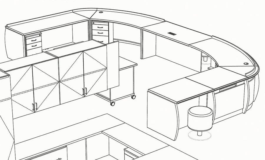 900x544 Malibu Ranch View Circulation Desk Mediatechnologies