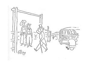 300x222 Ranch Drawings Fine Art America