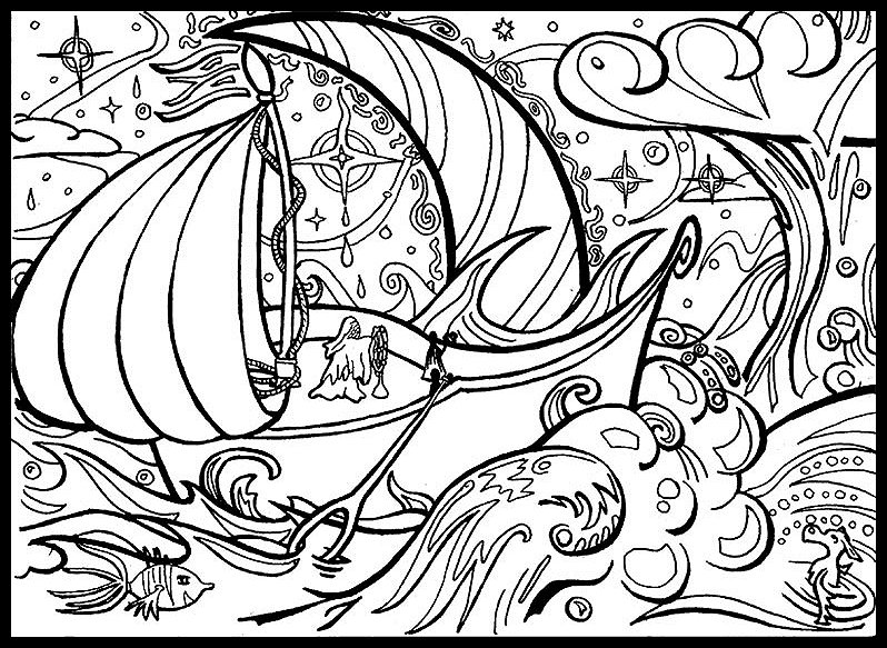 798x583 Dreamship Lineart By Random Squiggle