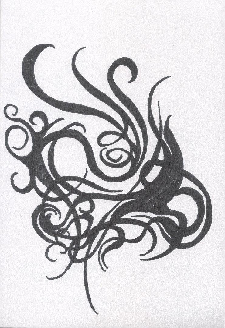 741x1077 Random Tattoo Drawing By Eskelkreig