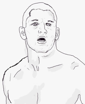 287x350 Randy Orton Is Scared By Knife Of Romance