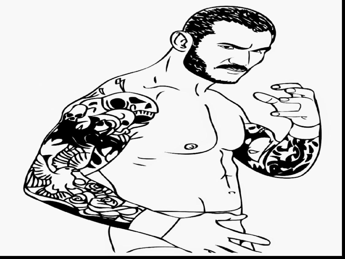 1126x844 good wwe randy orton coloring pages to print with wwe coloring