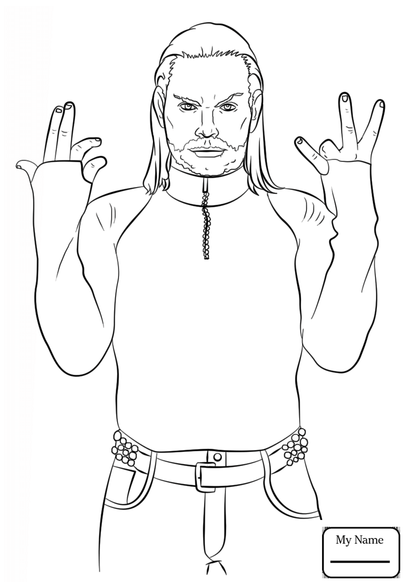 840x1210 Sports Wwe Randy Orton Wwe Coloring Pages For Kids
