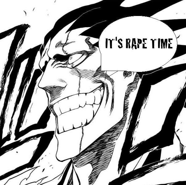 603x602 Kenpachi Rape Time By Snorlax92