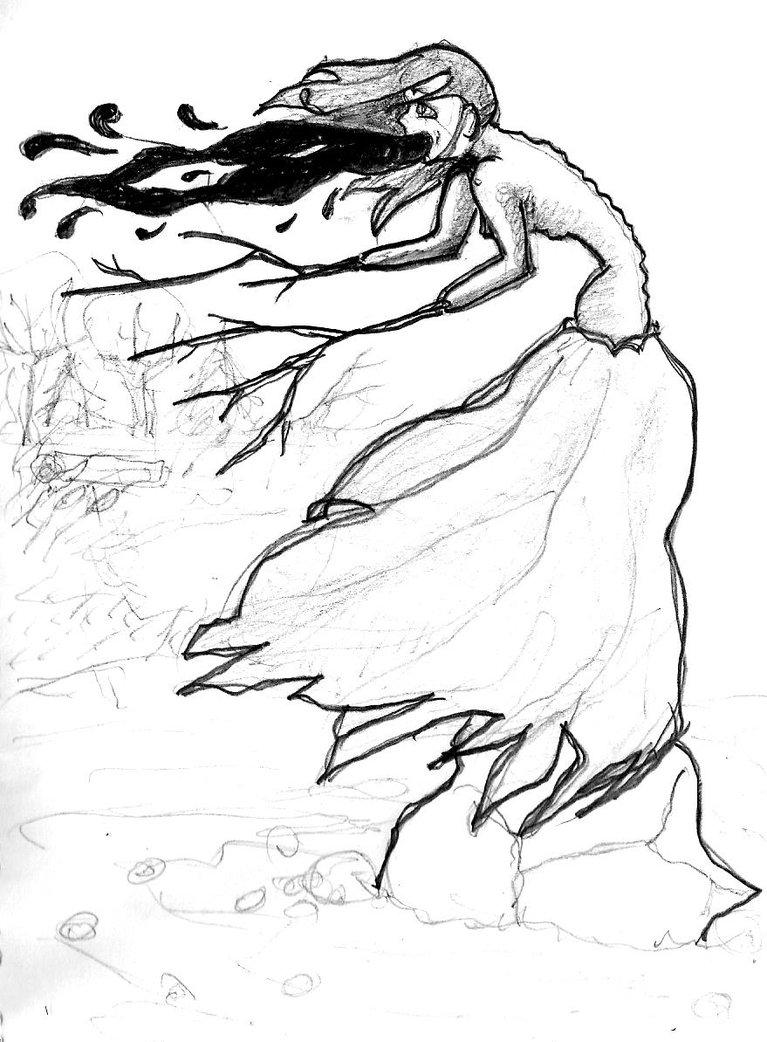 767x1042 Rape Of Lavinia By Alvyna