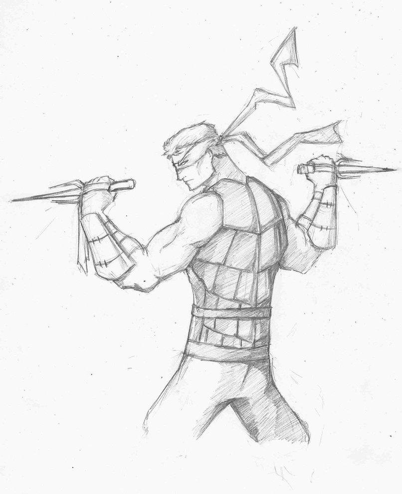 806x990 Teenage Mutant Ninja Humans