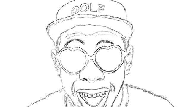 640x360 Rapper Drawings Tumblr Beat Pics Rapper And Drawings