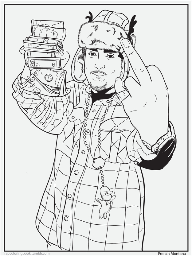 Rappers Drawing At Getdrawings Com Free For Personal Use