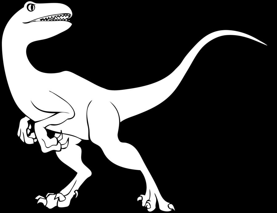 900x693 Raptor Dinosaur