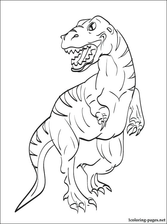 560x750 Coloring Page For Free Pages Velociraptor Sheets Murs