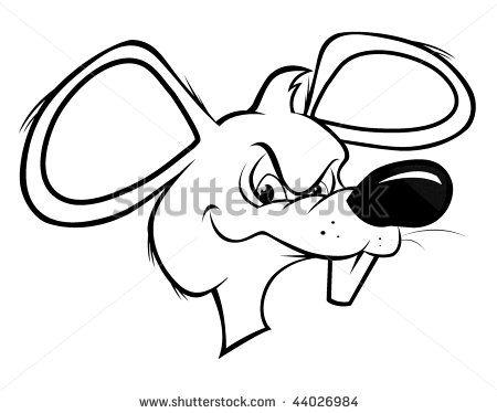 450x374 Deluxe Cartoon Drawings Of Rats Cartoon Rat Drawings Sketch