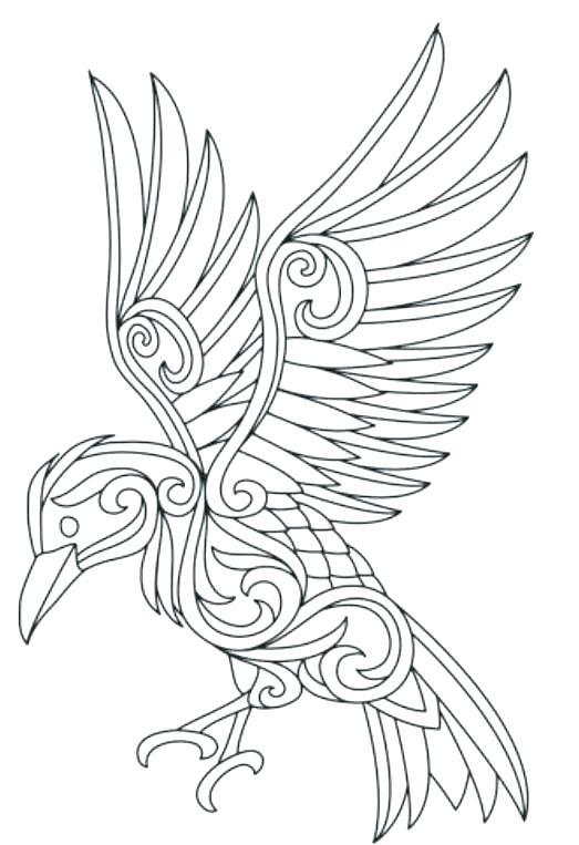 523x763 ravens coloring pages ravens coloring pages ravens coloring pages