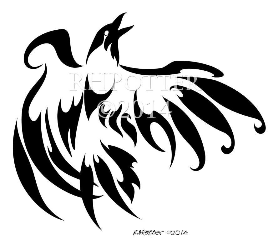 889x800 Raven Ascendant By Rhpotter