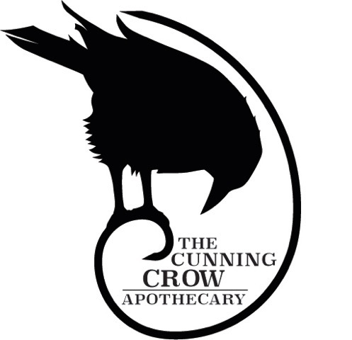 497x480 Cunning Crows Apothecary Logo.jpg Birds Of A Feather