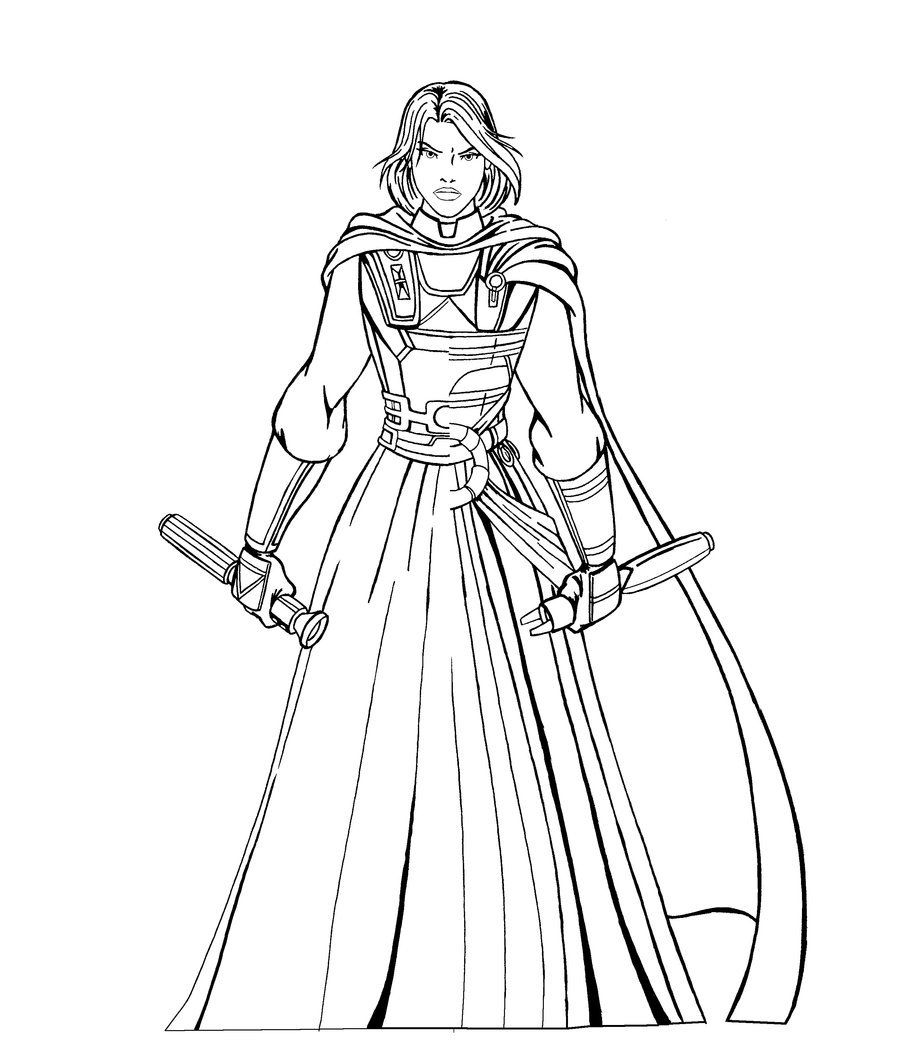 900x1061 Revan Coloring Page Darth Revan Coloring Pages