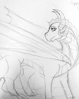 320x400 Rough Drawings On Paigeeworld. Pictures Of Rough