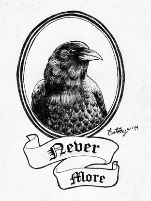 312x414 Pin By Mystick Warrior On Edgar Allan Poe Crows