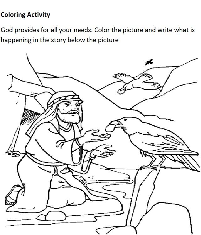 Ravens Drawing