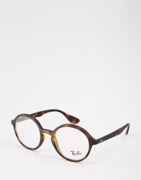 474x604 Ray Ban round optical glasses rx7075 Wear Optical