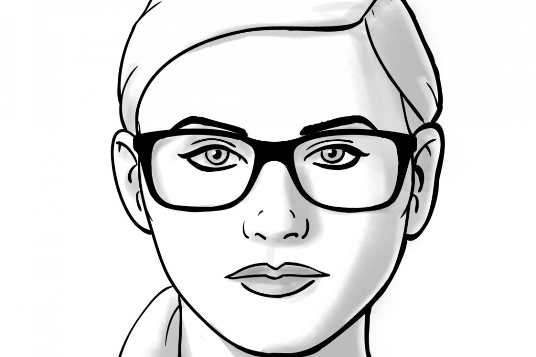 1050x700 How To Choosing Glasses For Round Face Shapes