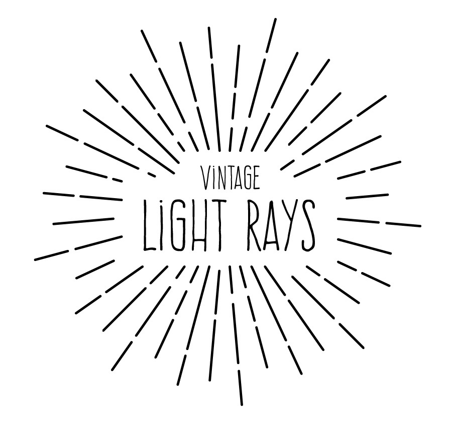 900x861 Light Rays Tutorial Illustrator Tools + Resources