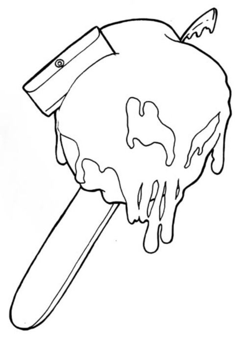 Straight Razor Line Art : Straight razor drawing at getdrawings free for