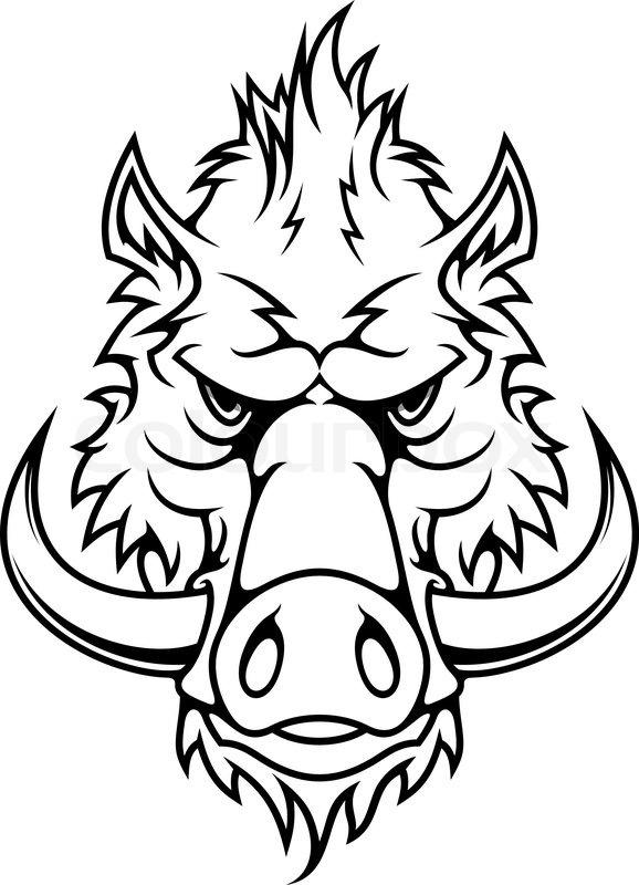 578x800 Boar Logo