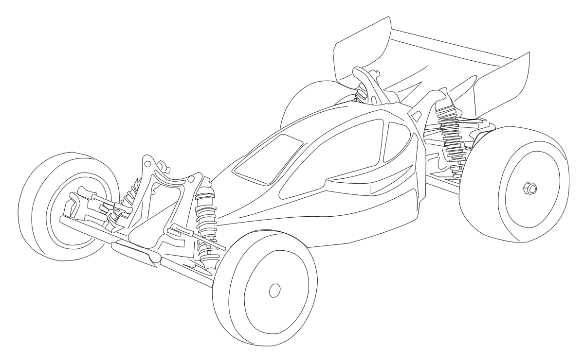 Rc Car Drawing at GetDrawings com | Free for personal use Rc