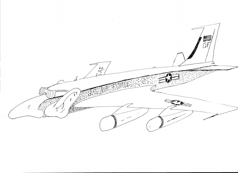 800x582 Rc 135 Rivet Joint Sketch By Sudsysutherland