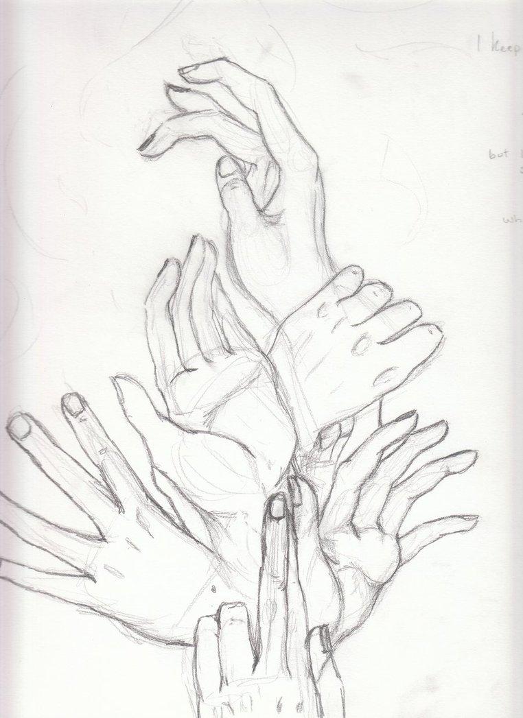 762x1047 Reaching For Something By Vampirekitten07