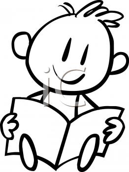 262x350 Free Clip Art Children Reading Books Clipart Panda