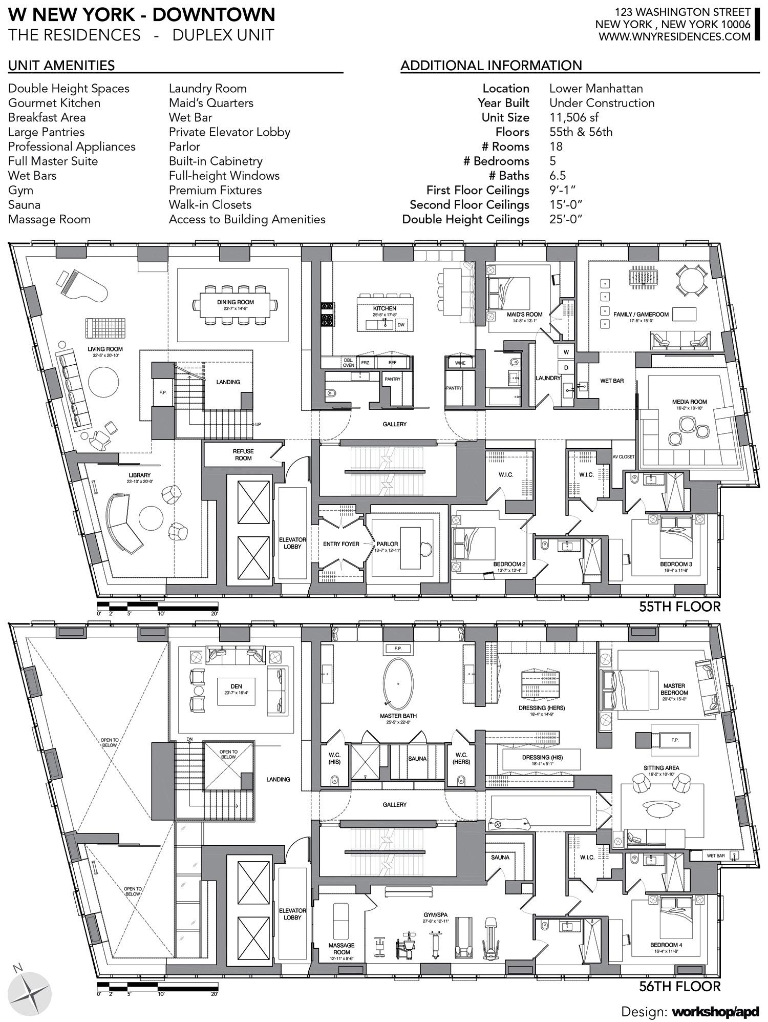 1500x1995 W Downtown Duplex