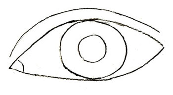 350x192 How To Draw Human Eyes
