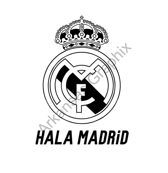 570x589 Real Madrid Hala Madrid Womens T Shirts S Xl Available