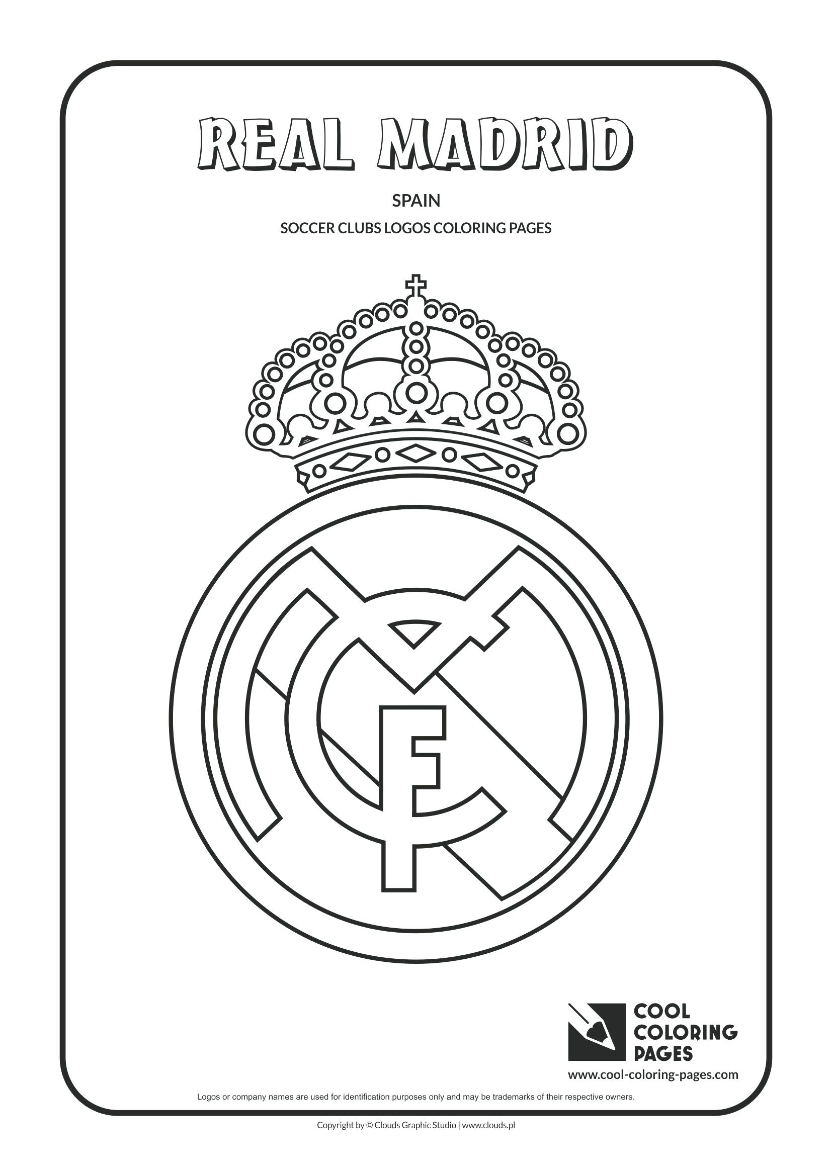 1654x2339 Cool Coloring Pages Others Real Logo Page With 67 Various Football