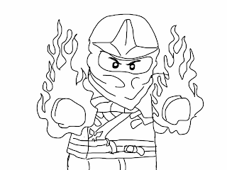 320x240 Lego Ninjago Coloring Pages Fantasy Coloring Pages
