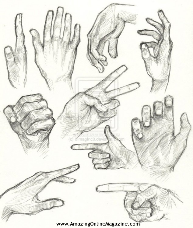 634x749 25 Realistic Hand Drawings From Top Artisits Around The World