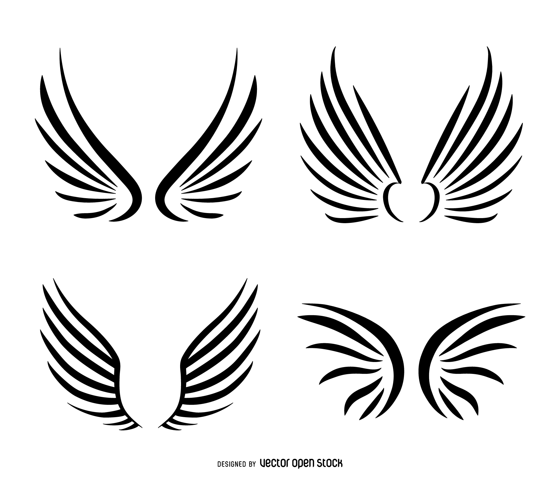 1881x1601 Wings Vector Amp Graphics To Download