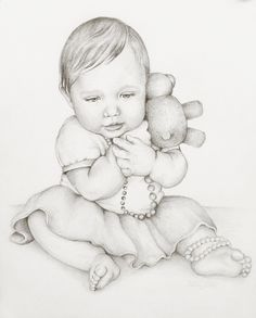 236x293 Baby Boy Pencil Drawing Pencil Portrait Drawing Pencil Art