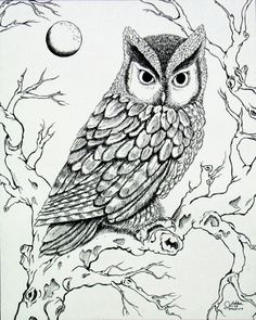 236x295 Owl Coloring Pages Free Printables Owl Coloring Pages Realistic