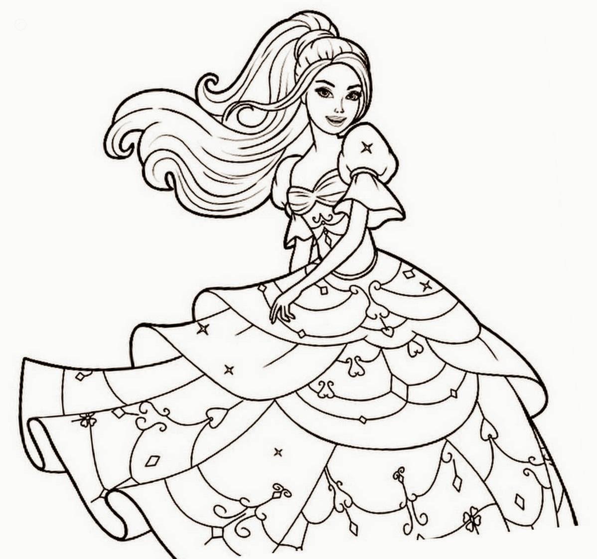 1198x1122 Barbie Cartoons Sketch In Hd Hd Images Of Barbie Cartoon