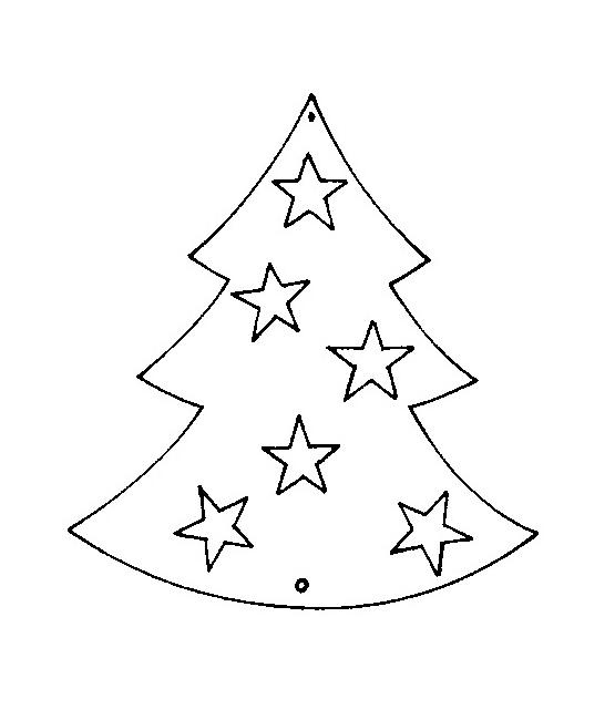 555x650 Last Minute Wall Christmas Tree Designs Offering Space Saving