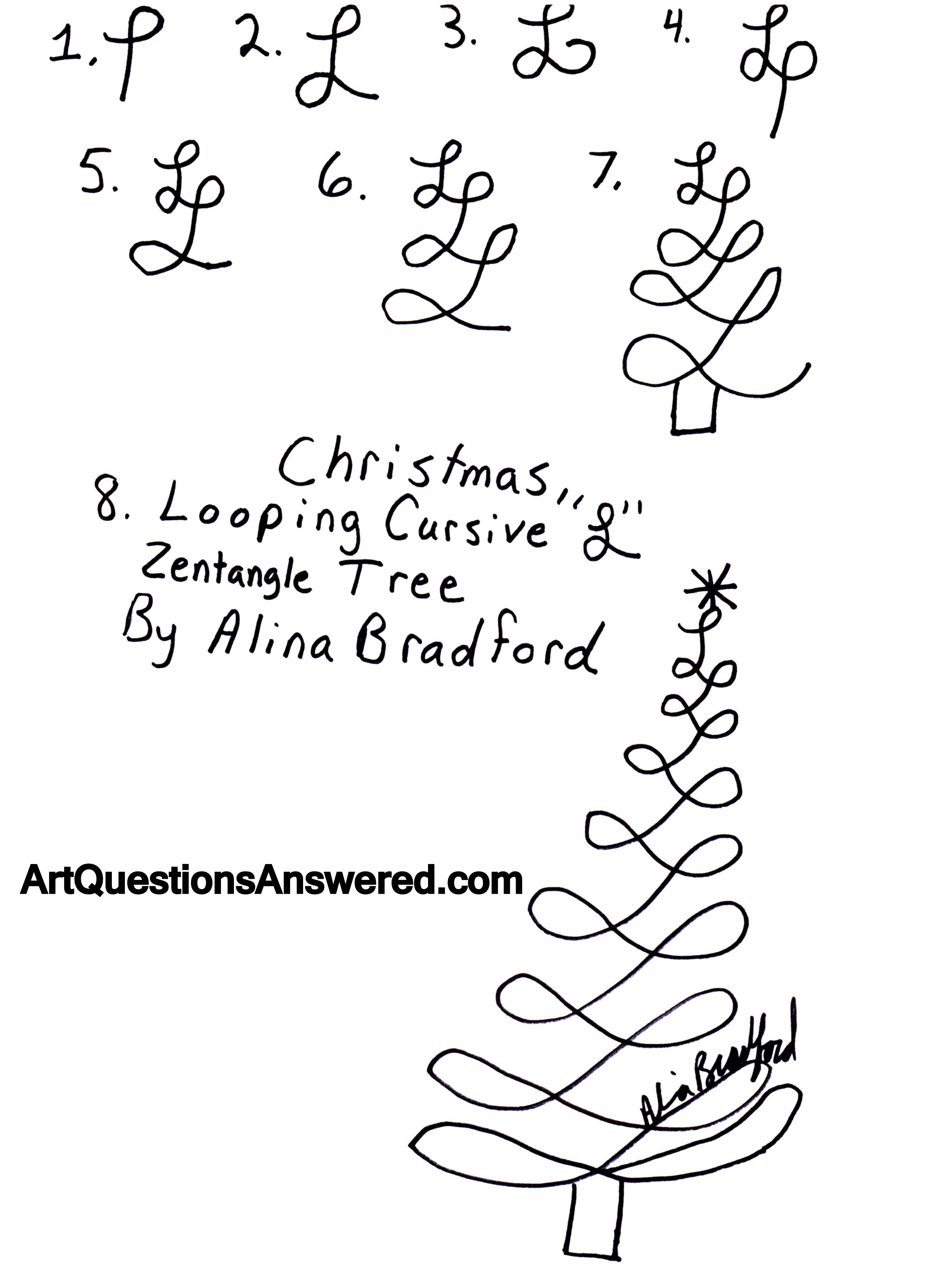 2629x3529 Adult How Do You Draw A Christmas Tree How Do You Draw A Christmas