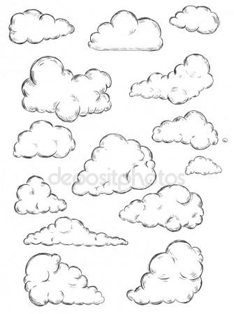 335x450 Clouds Stock Vectors, Royalty Free Clouds Illustrations