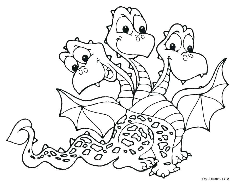 900x706 Printable Dragon Coloring Pages Dragon Coloring Pages Dragon