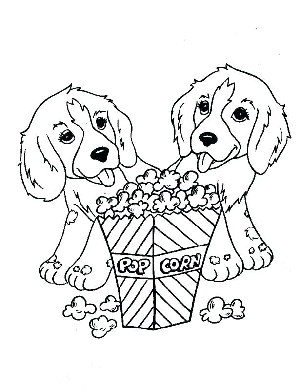 615x799 Complete Realistic Dog Coloring Pages New Puppy Pics To Color
