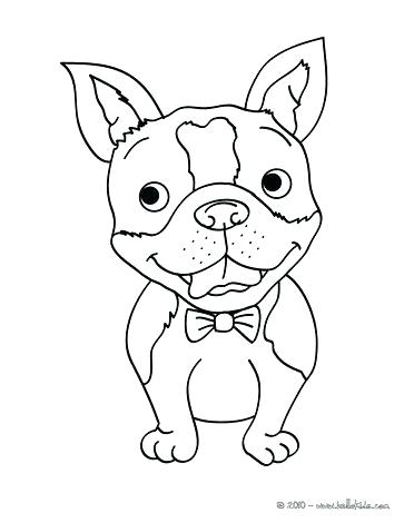 363x470 Complete Realistic Dog Coloring Pages New Page Smiling Of Dogs