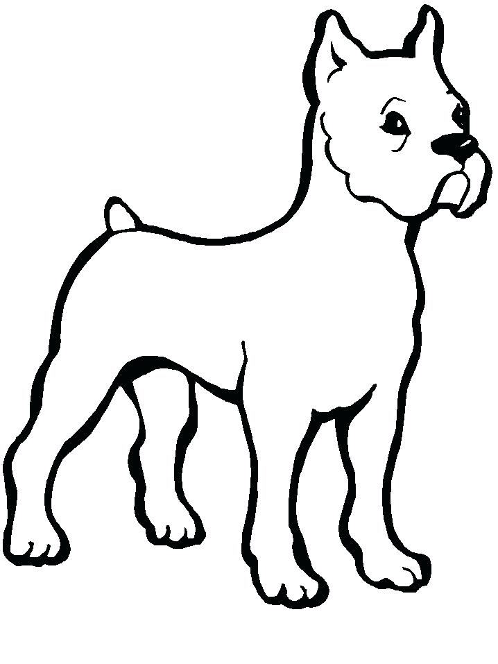 718x957 Dogs Coloring Page Dazzling Design Ideas Realistic Dog Coloring
