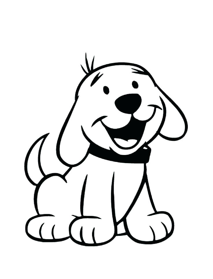 736x965 Coloring Page Of Dog Dog Coloring Pages Coloring Pages Of Dogs