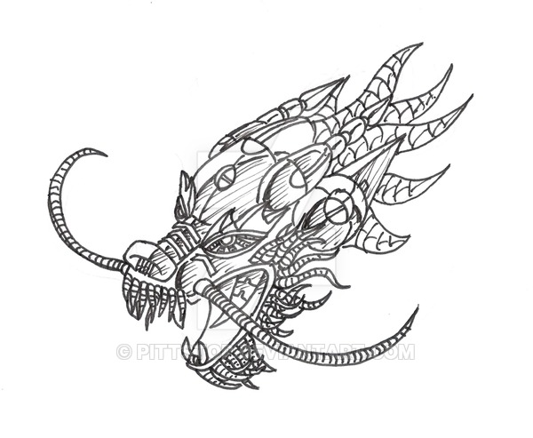 600x493 Robot Chinese Dragon Head 1 By Pittstop